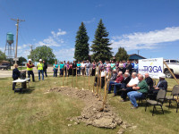 Tioga Medical Center Expansion & Remodel Groundbreaking